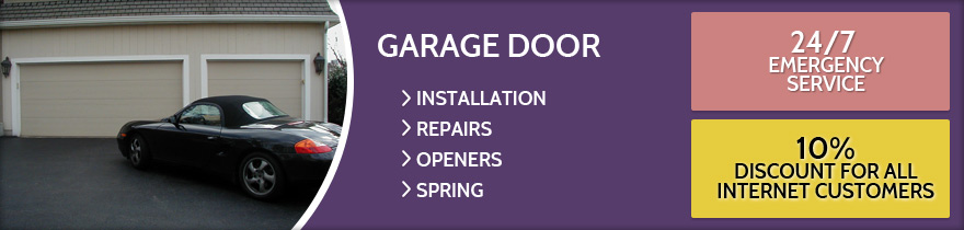 Walnut Creek California Garage Door Repair